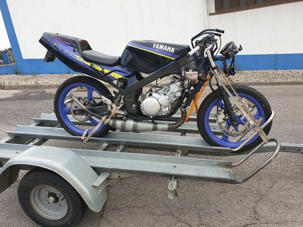 Yamaha TZR 50 Motor 125