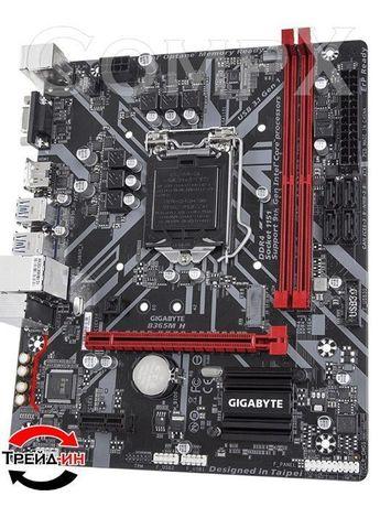 Елегантна материнка Gigabyte B365M H (s1151v2 Z370M Z390-A)