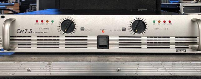 Amplificador InterM CM7.5
