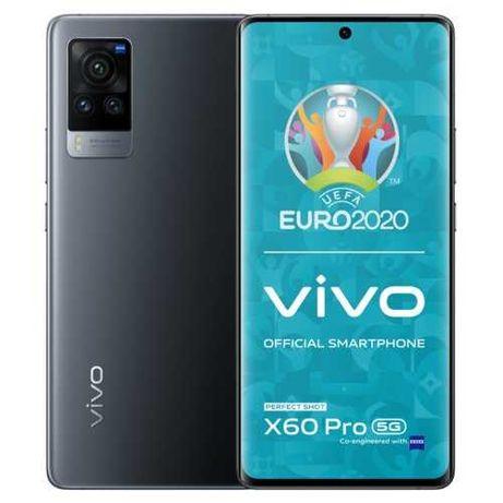 Czarny Smartfon VIVO X60 Pro 12-256GB 5G Warto