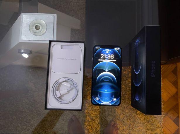 Iphone 12 pro Azul 128G