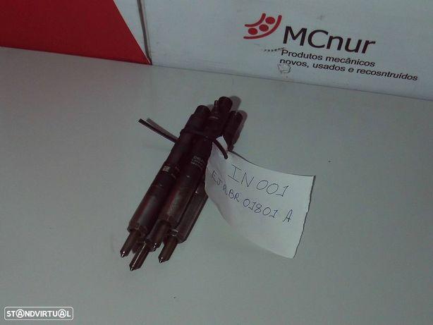 Injector Usado RENAULT/CLIO II/MEGANE II/CLIO III/1.5 dCi - REF. EJBR01801A - D...