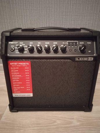 Комбо усилитель для гитары