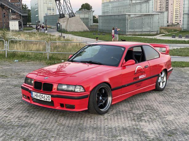 BMW E36 3.0 231 KM M54B30 hydro, gwint, spaw, popcorn