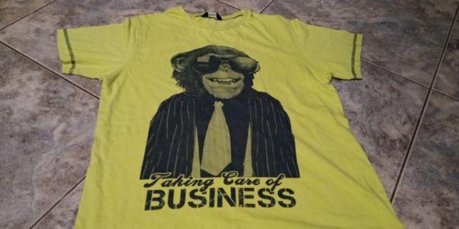 Koszulki dla chłopca na 150cm