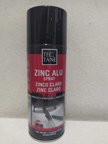 Spray Zinco claro