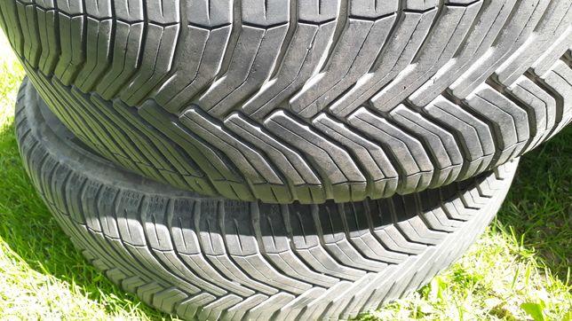 Michelin Crossclimate 205/55r16 2szt 2016r, 6mm