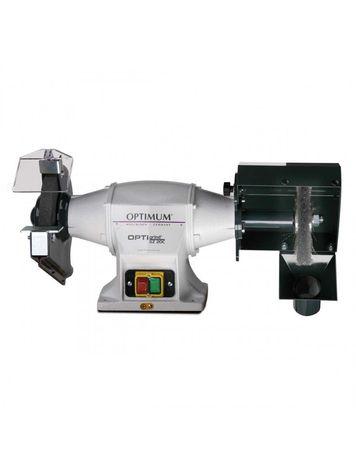 Esmeriladora de Bancada combinada 1100 Watts Optimum Maschinen GZ 25C