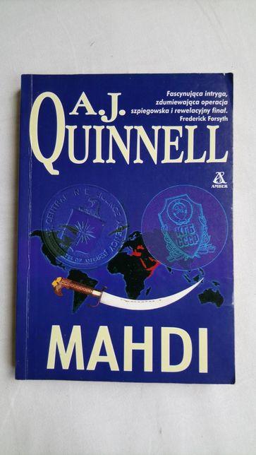 A.J. Quinnell Mahdi