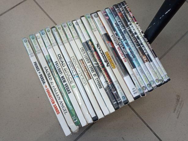 Игровые диски иксбокс,22 шт.
