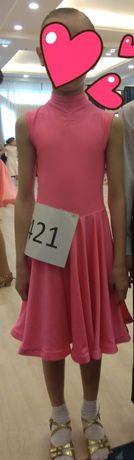 Платье бальное Бейсик для бальных танцев