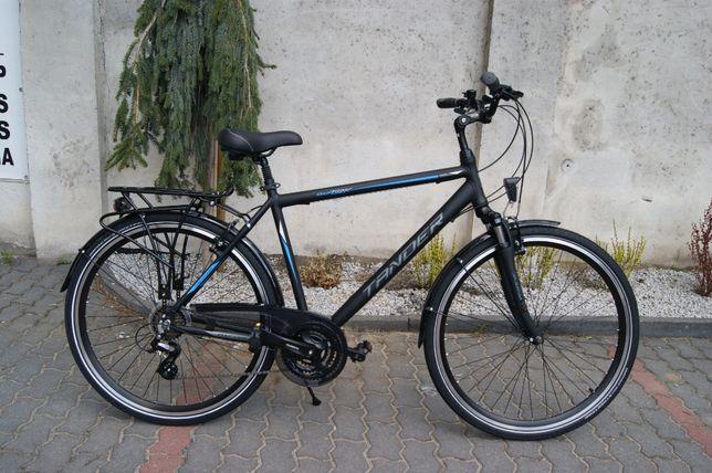 NOWY aluminiowy męski rower trekkingowy Tander Oxford 28'' koła