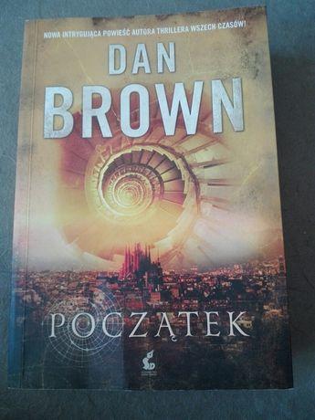 Książka Dana Browna Początek