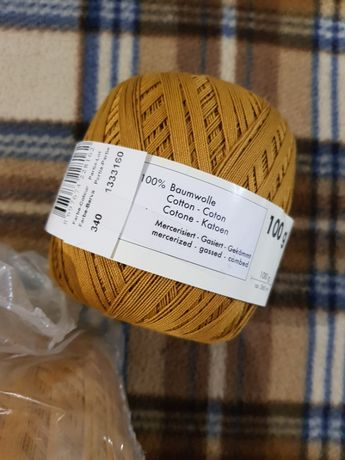 Турецкая пряжа MAXI Altin Balsak Cotton, хлопок нитки вязание