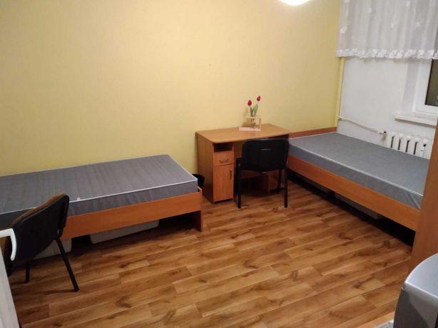 pokój dwuosobowy do wynajęcia lub miejsce w pokoju