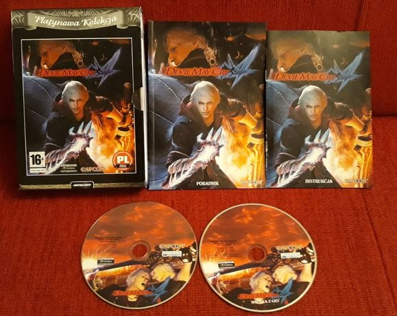 Devil May Cry 4 PC PL