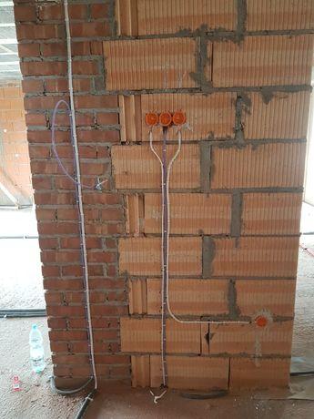Elektryk, instalacje elektryczne, automatyka budynkowa, pomiary