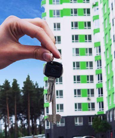 Продам класну 1к квартиру біля Центрального парку, м. Ірпінь.