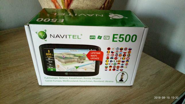 Продам навигатор Navitel E 500