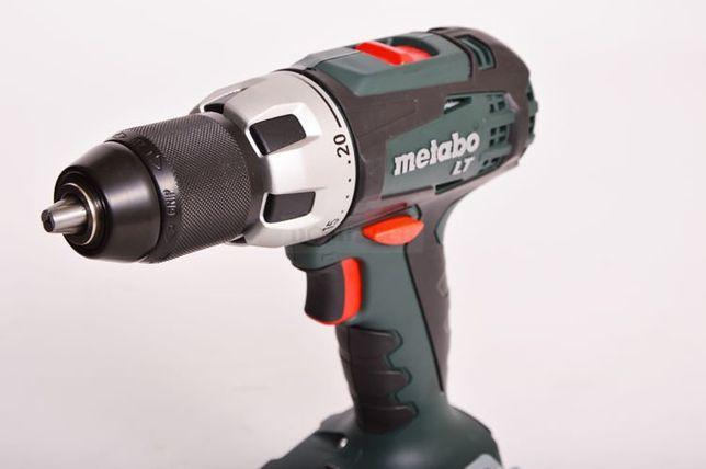 Wkrętarka METABO BS 14,4 LT mocna 60Nm bez bateria ladowarka NOWA