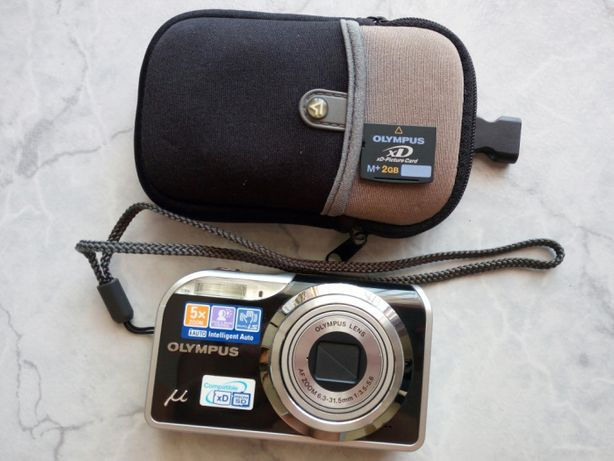 Máquina fotográfica digital Olympus U-5000