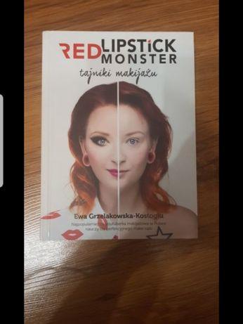 Tajniki makijażu Red Lipstick Monster