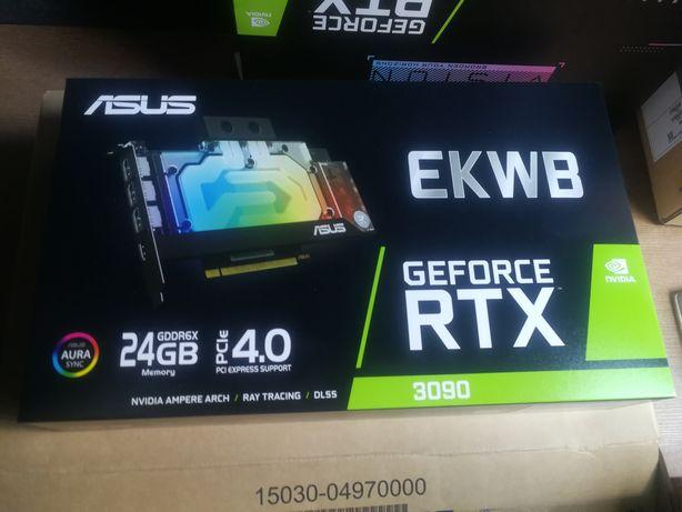 Відеокарта Asus GeForce RTX 3090 EKWB 24576MB
