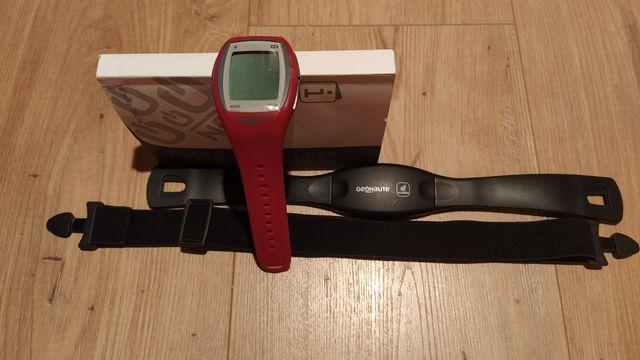 Zegarek pulsometr geonaute onrythm 310 z pasem piersiowym