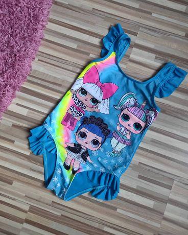 Продам купальник для девочки  лол