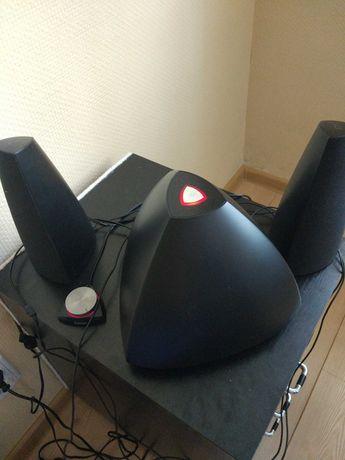 Акустическая система Edifier E3350 Black, 2.1(сабвуфер)