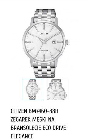 Zegarek jak nowy CITIZEN BM7460-88H