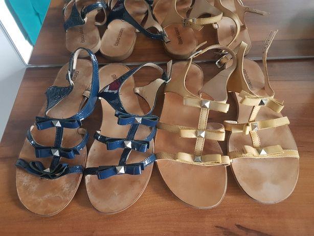 2 pary sandalów Gino Rossi 37