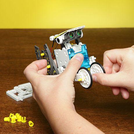 Робот 14 моделей / солнечная батарея / конструктор Солар / новый /