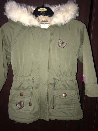 Детскую курточку