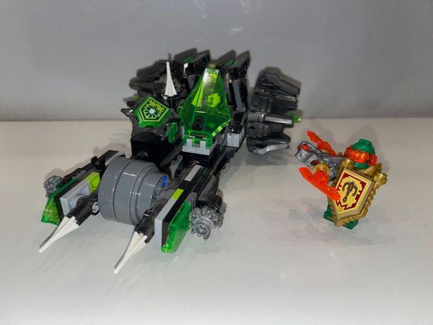 Lego 72002 Nexo Knights Podwójny Infektor