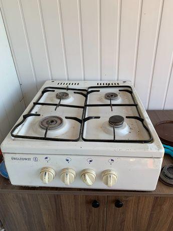 kuchenka gazowa nablatowa