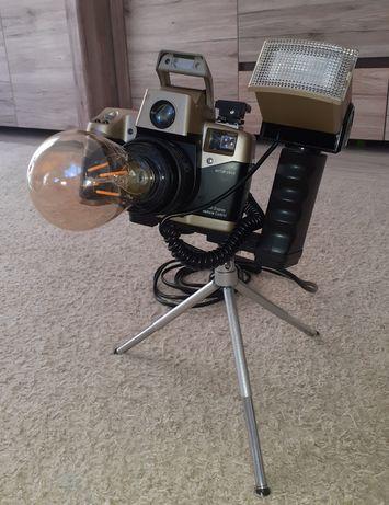 Aparat canomatic. Lampka nocna z aparatu. Lampa loft.