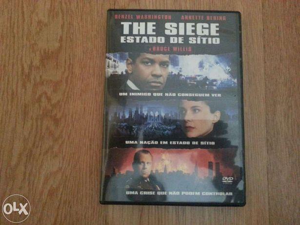 DVD original The Siege - Estado de Sítio