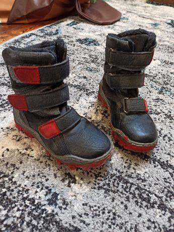 Buty zimowe chłopięce R27 Kornecki
