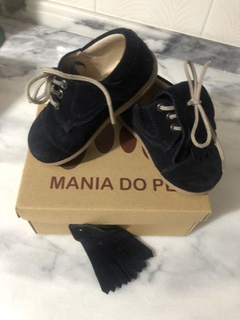 Sapatos de menina n. 22