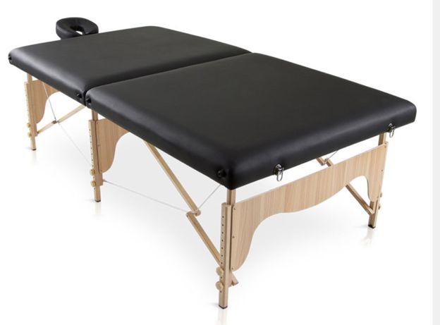 Marquesa Massagem Preta ( 200 x 107 cm )