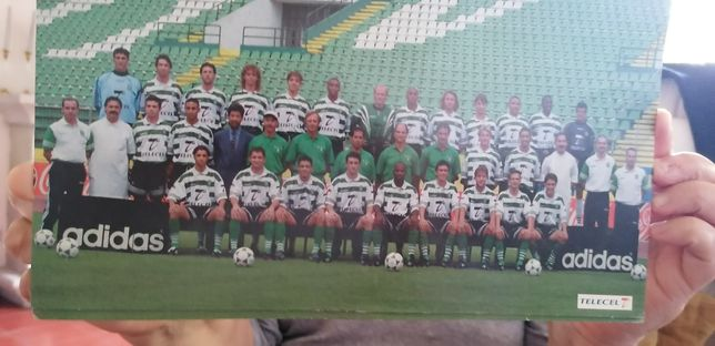 Poster Sporting 97/98