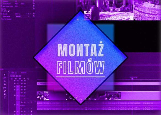 Montaż filmów | Montaż wideo | Obróbka wideo Wakacji Vloga Youtube