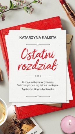Książka Ostatki rozdział