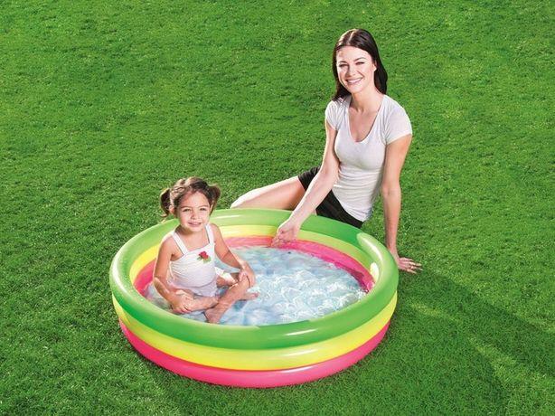 бассейн детский с шариками