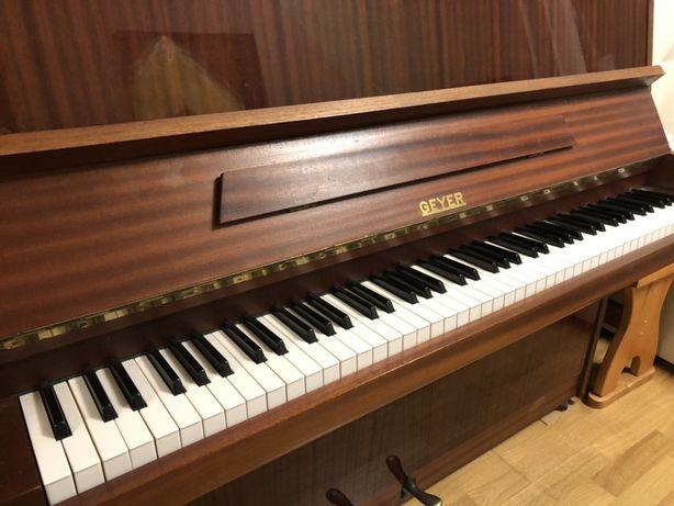 Фортепиано пианино Geyer
