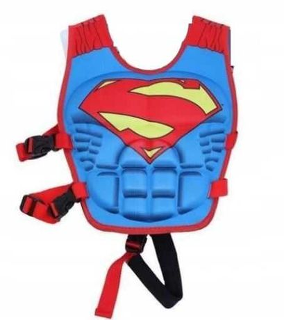 Kamizelka do pływania, kapok dziecięcy SUPERMAN Wysyłka