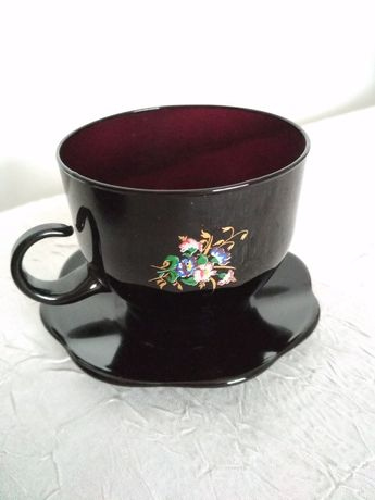 Стеклянные чашки кружки скло стекло