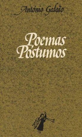 Poemas Postumos - Antonio Gedeao