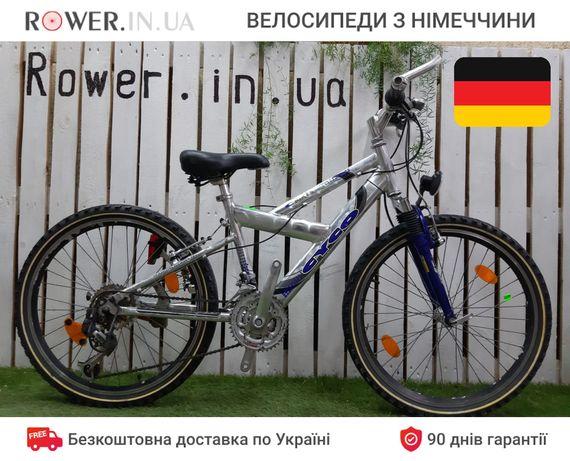 Велосипед алюмінієвий для 8-12 р бу Cyco C 24 L2 / Детский с Германии